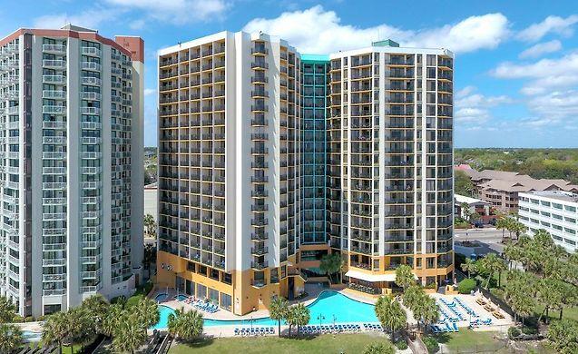 Patricia Grand Resort Hotel Myrtle Beach